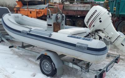 Motorový čln RIB Joker 440