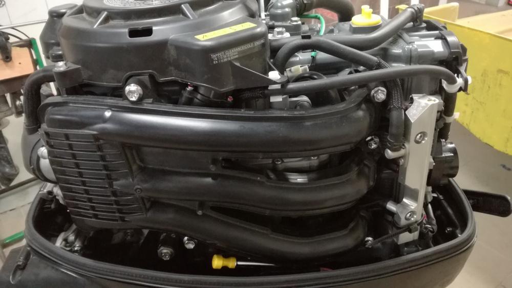 Lodný motor SUZUKI 50 HP